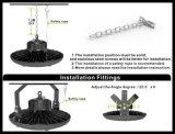 무료 샘플 UFO 모양에 있는 높은 루멘 100W/150W/180W LED 높은 만 빛