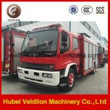 Isuzu Rhd Drive 12000L Water Foam Fire Truck