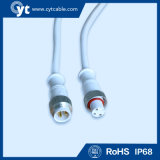 3 Pin Waterproof Connector Cable per Outdoor LED Lighting