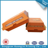 Коробка упаковки еды гофрированной бумага высокого качества