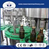 1つのガラスによってびん詰めにされるビール充填機の自動3
