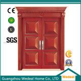 高品質(WDP1009)の家のための前ドアデザイン