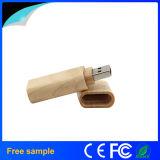 古典的な高速長方形木USBのフラッシュ駆動機構
