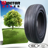 4.00-8 Pneu contínuo pequeno, borda do pneu 4.00X8with 3.00/3.75 do Forklift
