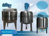 500L Electric Heating Tank Reactor (Reaktionskessel)