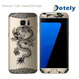Samsung S7edgeの保護フィルムの電話アクセサリのための携帯電話スクリーンの保護装置