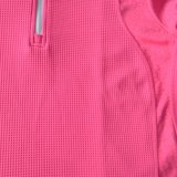 Women Sportsのための四分の一Zipper Dri Fit Running Shirt