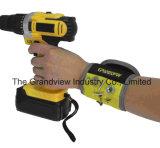Bracelet magnétique d'outil avec 12 aimants de PCS pour les petits outils d'avoirs (QH41023)