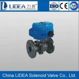 2 modo Control Flange Connecting Electric Valve per Water Treatment