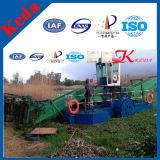 ISO9001証明のWeedの切断の浚渫船