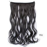 Clip en pelo Weft del clip del pelo flojo Weft de la onda del pelo de la manera de la extensión del pelo
