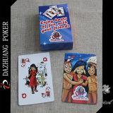 ein Tatse für Leben-Satz-Spiel-Karten