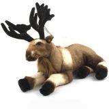 형식 디자인 견면 벨벳 동물성 Xmas 귀 머프는 크리스마스 꾸민다있다