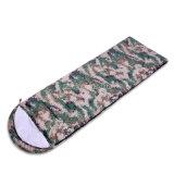 カムフラージュの寝袋、防水寝袋
