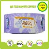 Wipe пользы младенца воды естественной ежедневной чистки устранимый чисто