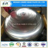 Le protezioni dell'accessorio per tubi dell'acciaio inossidabile hanno servito la protezione capa ellittica