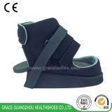 優美の健康は蹄鉄を打つ熱い販売の黒の開いたつま先のポスト操作の靴(5809235)に