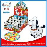 Король Собака Игрушка для игрушки собаки малышей с конфетой