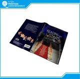 Libro della foto di paesaggio del Hardcover di alta qualità di stampa