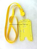 Promozione su misura tessuto di nylon di stampa ID cordino