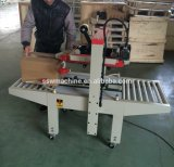 Máquina de Taping Semi-Auto del cartón de plegamiento de las solapas