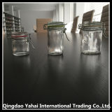 110ml Glass Spicy Jar con Clip Lid