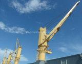 20-45 grúa marina porta de la tonelada para el ABS BV del cargamento y de la descarga de bultos del cargo aprobado