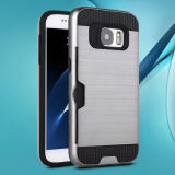 Chiamare Card Mobile Phone Cover per Samsung Smart Phone