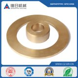 CNC Machining Copper Sleeve Bronze Casting für Machining Parts