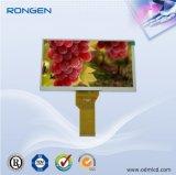 ODM 7inch LCDスクリーン800*480車のモニタのビデオ電話LCD表示
