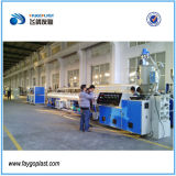 Plastik-PP/PE Wasserversorgung-Rohr-Strangpresßling-Zeile