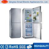 Réfrigérateur inférieur libre de réfrigérateur de double porte de maison de congélateur de gel