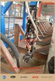 鉄骨構造の製造のための自動溶接機械か自動溶接機械