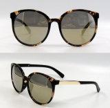 Gafas de sol plásticas de la manera del diseñador a estrenar para las mujeres/señora (DP1271YZ)