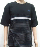 Ingenieur-Streifen-T-Shirt
