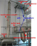 Distillerie dissolvante efficace de whiskey d'alcool de matériels de distillerie d'éthanol d'acétonitrile d'acier inoxydable de prix usine de Jh Hihg