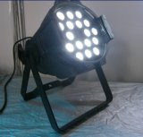 18PCS*3in 1 RGBW LED PAR Light