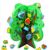 Knowledge Fruit Link의 3D Wooden Tree