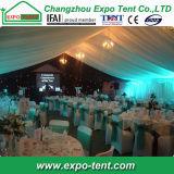 Verwendetes Handelspartei-Zelt für im Freienereignisse