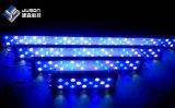 36inch barato 3 do aquário marinho pés de carcaça de alumínio leve do diodo emissor de luz com a microplaqueta 2W