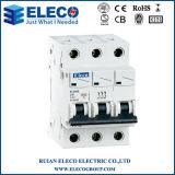 De MiniStroomonderbreker MCB van uitstekende kwaliteit (Reeks PLB6K)