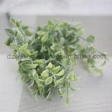 El plástico sale de la flor de Aritificial para la boda/la decoración casera/del jardín (SF16294A)