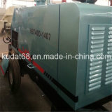 40m3/H Diesel Trailer Concrete Pump (HBT40D-1407)