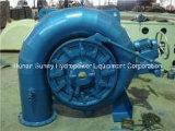 Hidro (água) gerador de turbina da turbina de Francis Hla575c/hidro