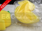 Éponge normale de nettoyage de cellulose de 100%/éponge de /Bath éponge de canard