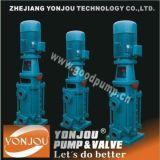 Pompe à eau centrifuge à plusieurs étages verticale de DL
