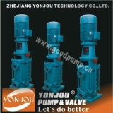 Bomba de agua centrífuga gradual vertical del DL