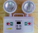 ホームのための2つのX 3WのLead-Acid電池LEDの火の非常灯