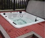 Openlucht in Grond 5 Person Classic Acrylic SPA Bad met 2 Zitkamers