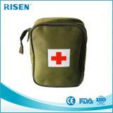 Leger van de Uitrusting van de Eerste hulp van de camouflage het Militaire/de Privé Uitrusting van de Eerste hulp van het Etiket